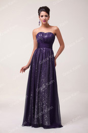 Wholesale Grace Karin Gorgeous Ladies Formal Party Cocktail Prom Ball Gown Evening Dresses Size US CL6005
