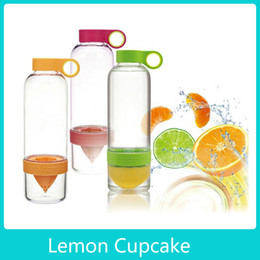 Wholesale hot sell Sport Vigor Citrus Lime Lemon Cup Fruit Press Juicer Water Tea Bottle