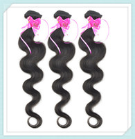 Wholesale Perfect Discount Grade A Brazilian Peruvian Indian Malaysian Virgin hair body wave Unprocessed Human Hair Weaves Factory Outlet Products