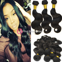 Wholesale 7 Days Returns Guarantee Body Wave One Donor Unprocessed Brazilian Virgin Hair Bundles