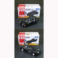 Wholesale TOMY Tomica Marco Car No146 Batman Batmobile th Car Diecast Metal Car Model Toy set