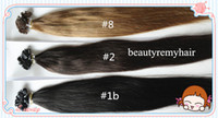 Malaysian Hair #1b#2#4#6#8#27#60  Straight 3pcs lot 5A Hair Flat-tip Hair Extensions 100% Virgin Malaysian Remy Human Hair Extensions 18''--28'' free shipping by DHL