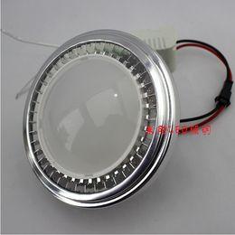 Free shipping COB 15W LED Bulb COB LED Spot Light Ar111 G53 led light Led recessed light 30pcs lot
