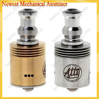 Cheap Original Atomizer Tank vaporizer atty tanks cigar Mechanical mod vs stillare tank AR mod ODDY vaporizer dual core wax vapor 510 tarter kit