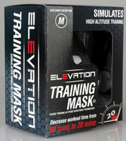 Wholesale Elevation Training Mask MMA Boxing High Altitude Size Medium lbs