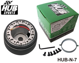Racing Steering Wheel Hub Adapter Boss Kit Fit for mostly Nissan Universal HUB-N-7 Have In Stock