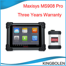 Wholesale Original AUTEL MaxiSYS Pro MS908 AUTEL MaxiDas Maxisys pro DS708 Diagnostic System with WiFi MS908P