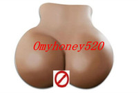 Woman Solid Silicone Japanese wholesale - Large ass pussy artificial vagina masturbation dolls, solid sex dolls love dolls, sex toys for men, male masturbator