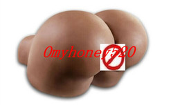 Wholesale super big solid sex dolls soft silicon ass pussy masturbation dolls sex toys for men with vagina anal sex drop shipping