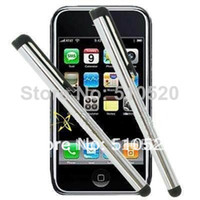 Wholesale CPAM Universal Capacitive Stylus Touch Pen for Tablet PC Apple iPhone New iPad S