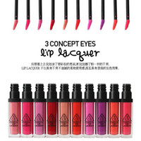 Wholesale ce stylenanda colorful paint lip gloss lip gloss liquid lipstick paint