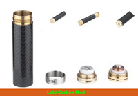 fitting battery 18650 22.5mm*94mm​ 265g​ Mechanical carbon mod Battery case electronic Cigarette 2014 NEW ARRIVAL Uniquely design fitting battery 18650 fiits 510 thread Atomizer
