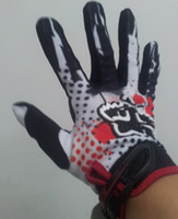 Hot Brand Motocross gloves for Fox Racing moto bicycle dirt ...