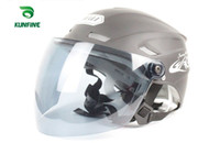 Wholesale New summer helmet Motorcycle Open Face Half Colorful Motorcycle Helmet KF B5101