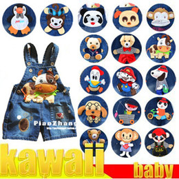 Wholesale 2013 autumn summer new years kid bebe baby jeans pants clothing clothes jumpsuit baby bodysuits for boys girls