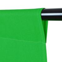 Wholesale Photography Chromakey Backdrop Green Cotton Muslin For Softbox Umbrella AU