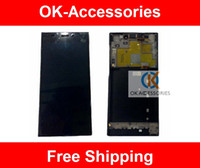 Wholesale 1PC For Xiaomi S M3 M3s Mi3 Mi3s Mi TDCDMA WCDMA Version LCD Display Touch Screen Digitizer Frame