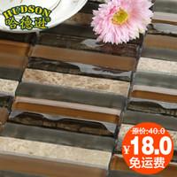 Wholesale Shell mosaic wallpaper tile background wall floor tiles masaike