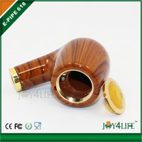 Cheap hammer e pipe 618 kit Luxury Electronic Cigarette Epipe Mod 618 Wooden e-pipe hot selling product e-pipe 618 with wholesale price free DHL