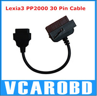 Wholesale Lexia lexia3 pin cable Lexia PSA P connector lowest price on dhagte from YOGA
