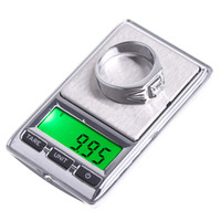 Wholesale 100gx0 g g g g Mini Digital Jewelry Pocket Scale Gram amp Oz freeshipping H4577
