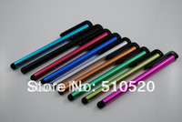 Wholesale Universal Capacitive Stylus Touch Pen for Tablet PC Apple iPhone New iPad S
