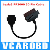 Wholesale Lexia and lexia3 pin cable Lexia PSA P connector lowest price on dhagte from YOGA