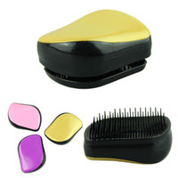 Wholesale New Magic Smooth Hair Brush Professional Salon Hairdressing Massage Comb Beauty Anti static Tool Hair Styling Massage Comb