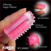 Wholesale cheap male egg masturbator finger vibrator sex toys for men and women vibrators attachments we vibe