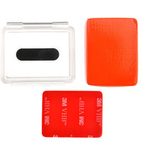 Wholesale Floaty Float Waterproof Backdoor Case with M Adhesive for GoPro Hero1 ST D1019