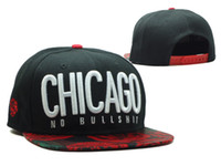 Wholesale ON SALE free shiping New Arrival Black Chicago Cayler Sons Snapback Hats Rose Brim cotton adjustable cap ma
