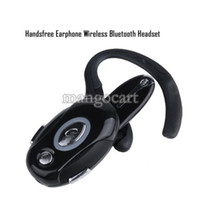SV003084# Ear Hook Bluetooth,Noise Cancelling Lowest Price!!!New Black Business Handsfree Earphone Wireless Bluetooth Earphone Headphone For Cell Phone b7 SV003084
