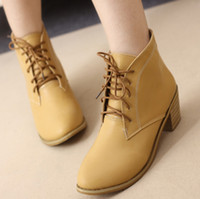 Half Boots other Women Fan Yinglun wind lace boots naked boots thick with wild retro simplicity and ankle boots fd568-1