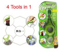 Wholesale 120pcs Zibra Open It Tools in Bottle Twist Caps Tabs Cut Opener Bottle