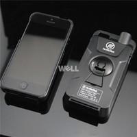 Cheap Wellecs Case Vapor Best Black aluminium alloy + zinc alloy nuwelltek ecigs