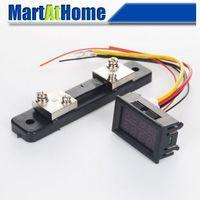Wholesale DC V A quot Dual LED Digital Voltmeter Ammeter A mV DC Current Shunt Resistor BV261 CF