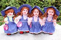 Cheap Girls doll toy Best 12-24 Months Cloth/Rag music doll toy