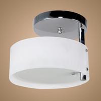 Wholesale Chrome Finish Acrylic Chandelier Lamp Lighting Light V use E27 E26 Fluorescent bulb H9591
