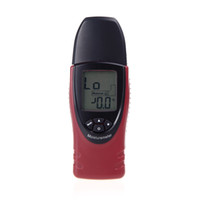 H10198 wood display - Professional Handheld Digital Moisture Meter Humidity Tester for Wood Concrete LCD Display Mini H10198