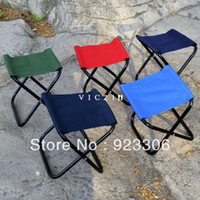 Wholesale Horse outdoor small mazha fishing chair beach chair outdoor portable bench X76