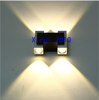 Wholesale 2016 Quality Design Warm White Wall Lamp V W LED up and down Light Indoor Outdoor ip65 Wall Inconce Lamp