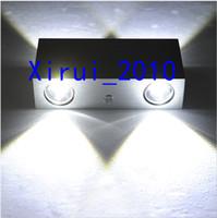 Art Deco decorative glass art - 2014 HOT decor lamp16w White Led Bedroom Decorative lamp Wall Lamp Hundred percent credibility AC85 V