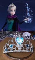 Wholesale 2014 new ashion Pretty Snow adventure frozen Anna Elsa princess crown Children s crow drop shipping hot sale