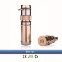 Cheap Hornet mod full mechanical mod revenger series King Bagua Hornet Nemesis Chi You clone mod electronic cigarette DHL free shipping