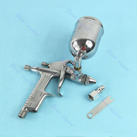 High Pressure Gun Paint Spray Gun D2845 Spray Gun Sprayer Air Brush Airbrush Paint Tool Alloy Painting Sprayer Tools Kit