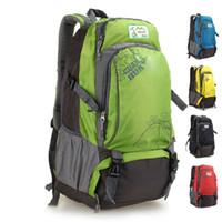 Wholesale Hot Sale New style shoulder bag Men Women s backpacks riding hiking mountaineering bag waterproof outdoor travel shoulder bag