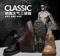 Wholesale Botas Femininas Hot Sale New Men Shoes Big Size Europen Style Genuine Snow Boot Casual Plush Boots Fashion