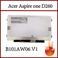 Wholesale New quot WSVGA Laptop LCD Screen for AU Optronics B101AW06 V