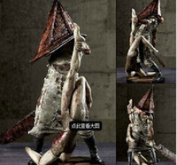Multicolor statues - Retail Gecco Silent Hill Red Pyramid Thing Scale PVC Statue Figure Mannequin