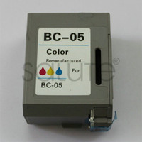Wholesale Color Ink Cartridges BC BC05 for Canon BJC Apple Stylewriter Color FaxPhone B110